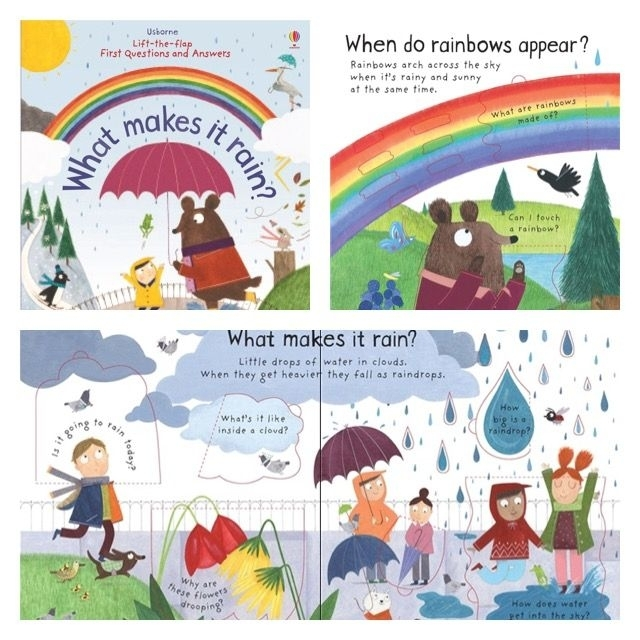 What Makes it Rain [4]