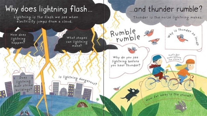 What Makes it Rain [5]