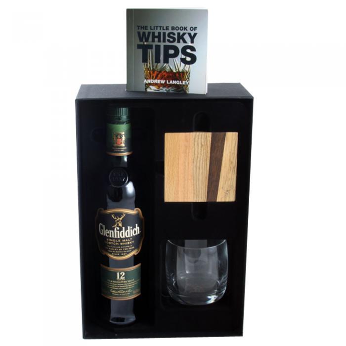 Whisky Tips & Glenfiddich Set 2