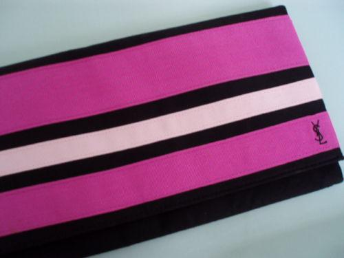 YSL Clutch Large Flap Over Signature Couture 0