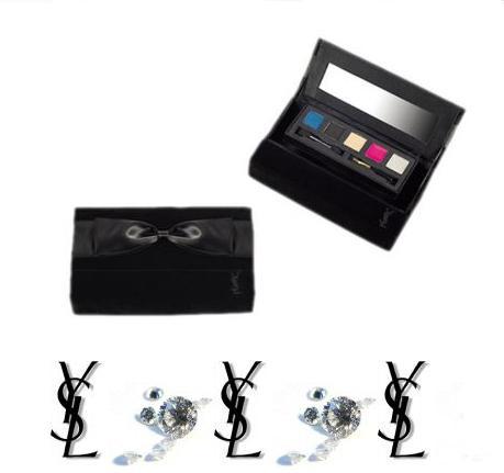YSL Luxury Velvet Clutch 3