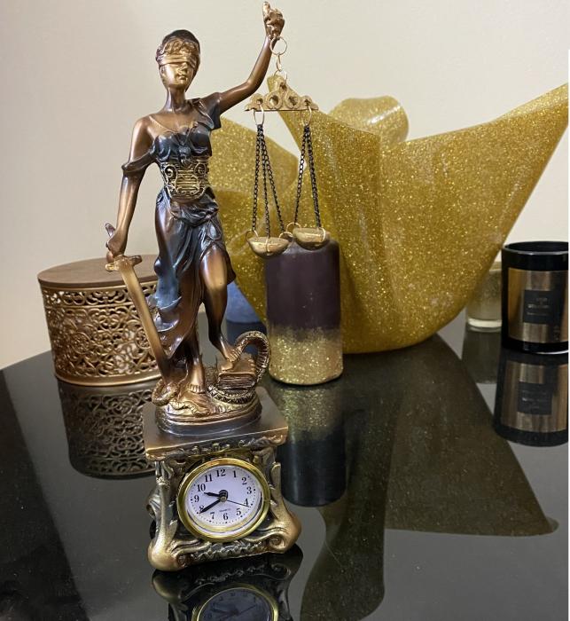 Zeiţa Justiţiei - Time for Justice [2]