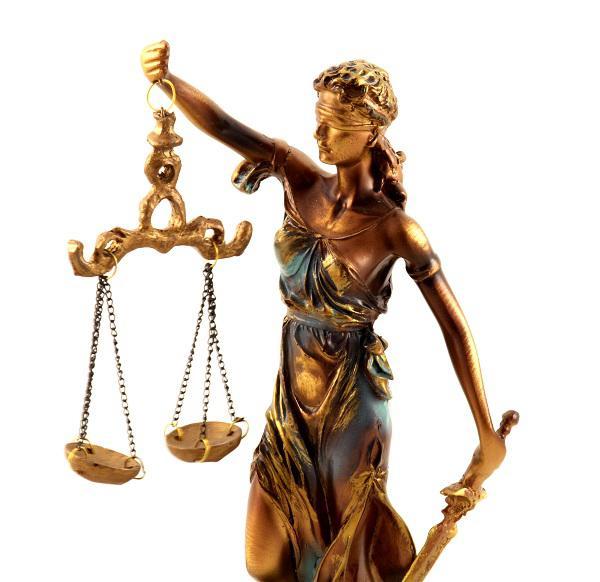 Statueta Zeita Justitiei 48 cm-big