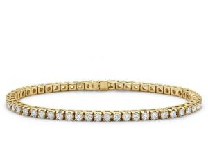 Set cadou Borealy  Goldy Diamonds Tennis Classic si sampanie cu foita de aur Osterreich Gold Infuhr2