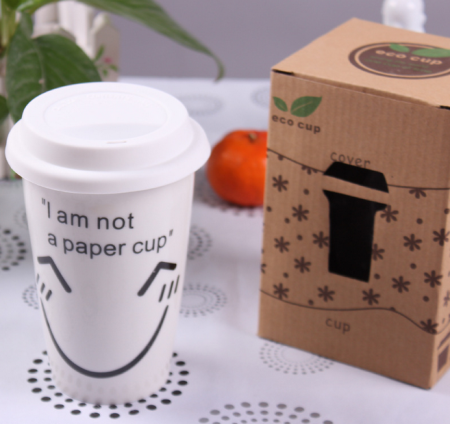 """Cana Eco """"I am not a paper cup""""7"""