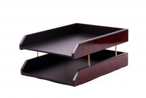 Business Set multifunctional pentru birou Dark Burgundy cu 8 accesorii2