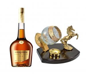 Încălzitor de cognac Power Horse by Credan & Courvoisier VS
