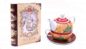 Tea for Santa + Decoratiuni de Craciun din Ceramica1