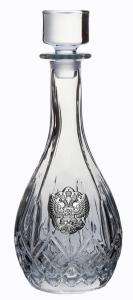 Vodka Eagle for Six by Valenti - Made in Italy & Smirnoff Gold 23K1