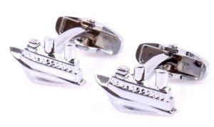 Butoni Borealy Silver Transatlantic si Note pad Black Hugo Boss1