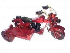 Cadou Motocicletă cu ataș Chianti2