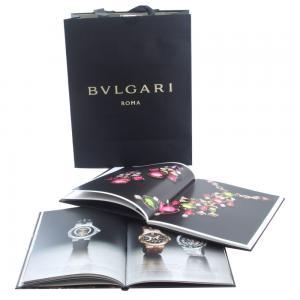 Bvlgari Scarf + 2 Books: Bvlgari Watches & Bvlgari Jewelry4