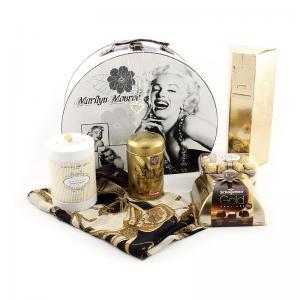 Marylin Monroe Golden Dream Gift Set0