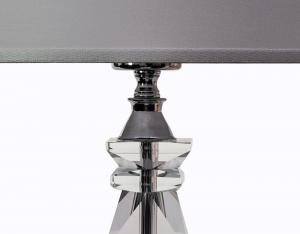Crystal Lamp by Valenti - Made in Italy1