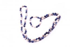 Colier Perle Naturale Super Long Elegance 150 cm2