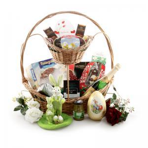 Easter Deluxe Gift Basket0