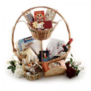 Oenoteca Premium Gift Basket0