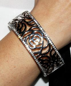 Bratara Borealy Very Elegant Rose1