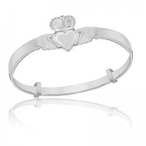 Bratara pentru Copii Argint 925 Crown Heart