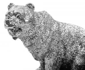 Incalzitor de Cognac Silver Bear by Chinelli - made in Italy1