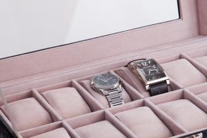 Set cutie 12 ceasuri piele si Note pad Hugo Boss - personalizabil3