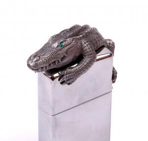 Brichetă Zippo Krokodil5