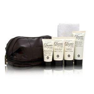 Cadou Trusă Cosmetică Clasic Male - Scottish şi brăţară piele bărbaţi2
