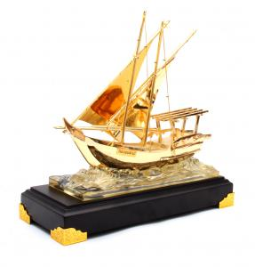 Machetă Golden Ship 24 karate0