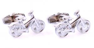 Butoni Silver Bicycle Borealy0
