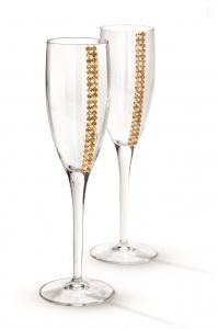Regina Champagne Glasses by Chinelli0