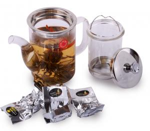 Ceainic Cup Aroma & 10 Ceaiuri Blooming0