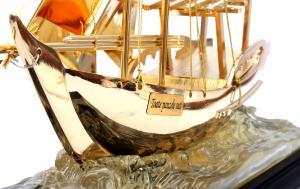 Machetă Golden Ship 24 karate1