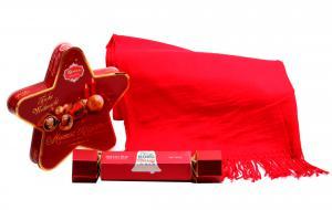 Cadou Winter Holiday Mozart Star & Scottish Fine Soaps0
