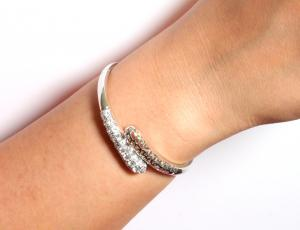 Brăţară Borealy Bangle Maroc White1