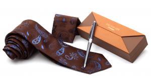 Pix Jos von Arx & Set Cravata cu Batista