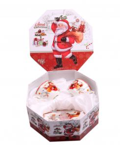 Christmas Coffee & Cookies for Santa + Decoratiuni de Craciun din Ceramica5