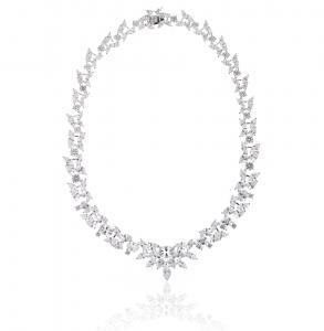 Set Cercei şi Colier Luxury Bridal Borealy3