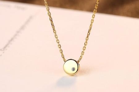 Colier Elegant Dot -Argint 925 [3]