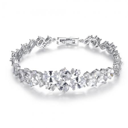 Bratara Bridal Luxury by Borealy0