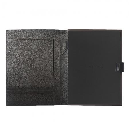 Set Pure Leather Brown Hugo Boss si Cravata Matase2