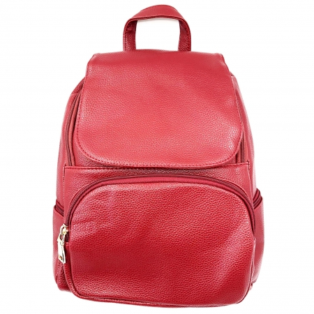 Rucsac dama by Borealy,  Trendy  Backpack, din piele ecologica [0]