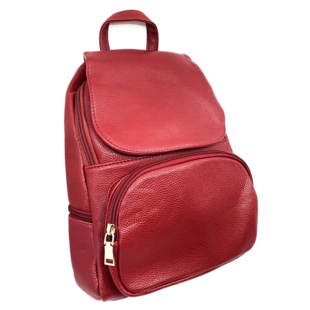 Rucsac dama by Borealy,  Trendy  Backpack, din piele ecologica [1]