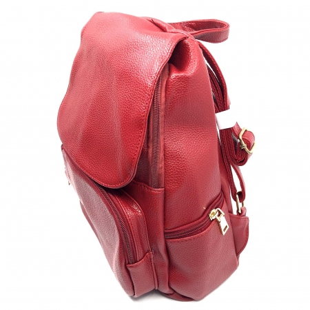 Rucsac dama by Borealy,  Trendy  Backpack, din piele ecologica [2]