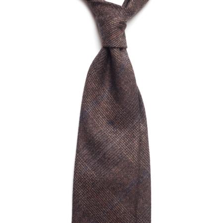 Cravata Handmade din Lana de Zegna