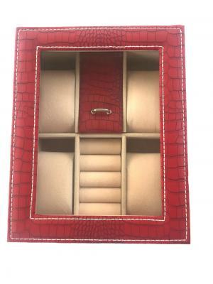 Ceas Red Monceau Cacharel & Cutie de ceasuri si bijuterii Borealy4