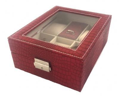 Ceas Red Monceau Cacharel & Cutie de ceasuri si bijuterii Borealy5