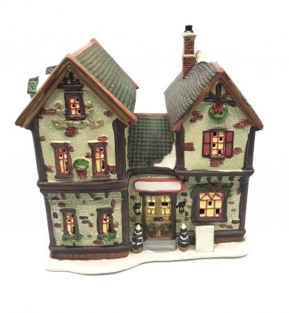 Decoratiune Craciun - Casa de Poveste