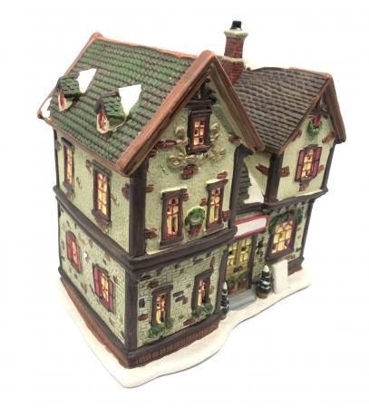 Decoratiune Craciun - Casa de Poveste2