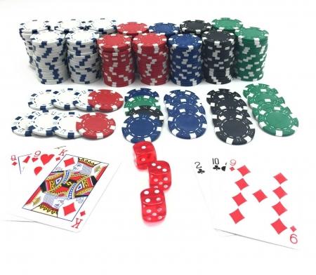Joc de Poker 300 de Piese [1]