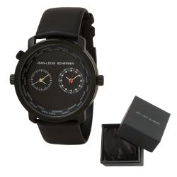 Passion for Travel Set Ceas Dual Time Zone Jean-Louis Scherrer si Cutie 3 Ceasuri - personalizabil4